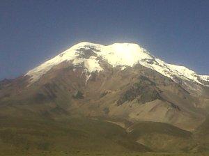 El Chimborazo