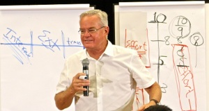 Pastor Bill Hybels (courtesy of IEVI)