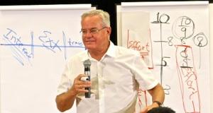 Pastor Bill Hybels (courtesy of IEVI)