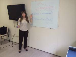 Tania Mendes, Journalist & Bible Teacher