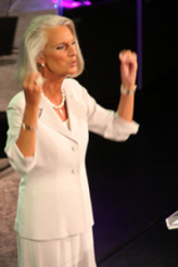 Anne Graham Lotz Founder & President of AnGel Ministries