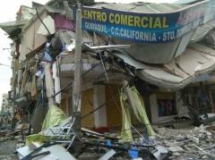 Devastating earthquake of 7.8