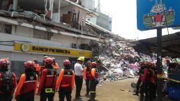 Rescue Teams in action